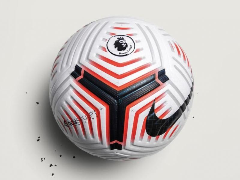 📸 The 2020/21 official Premier League ball unveiled by Nike