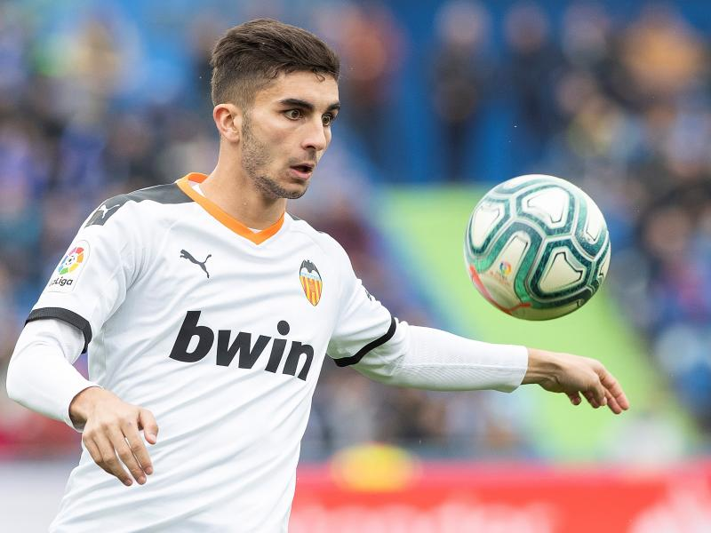 Ferran Torres: This is why I left Valencia