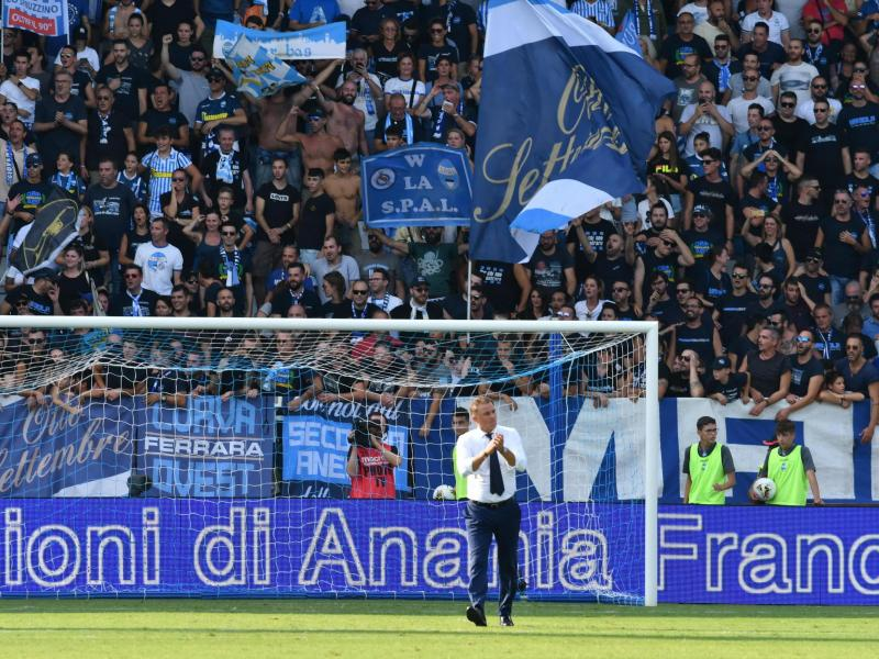 Headed Out:  Relegated Serie A side SPAL find severed pig's head outside training ground after fans protest