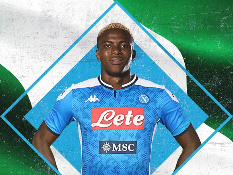 🇳🇬💔 Why Nigeria's Osimhen will miss Napoli's clash with Barcelona