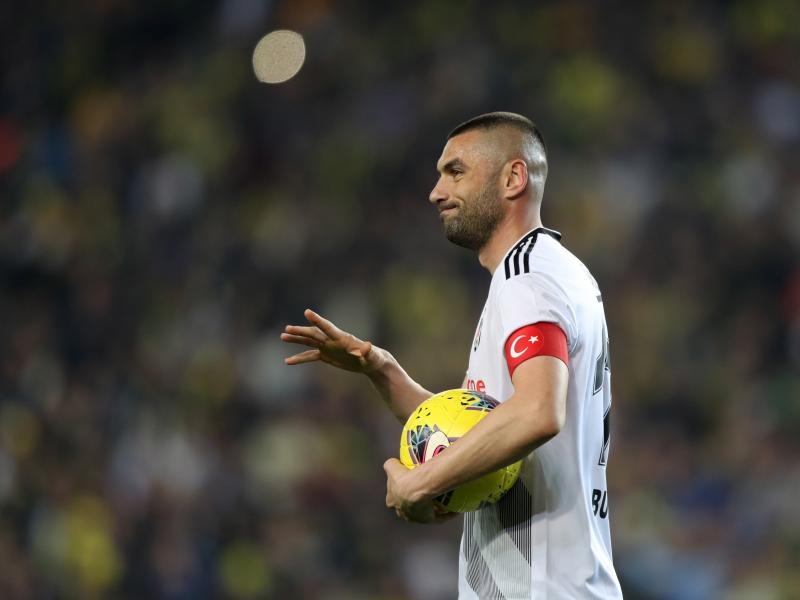 Besiktas striker Burak Yilmaz signs two-year deal with Lille following Victor Osimhen exit