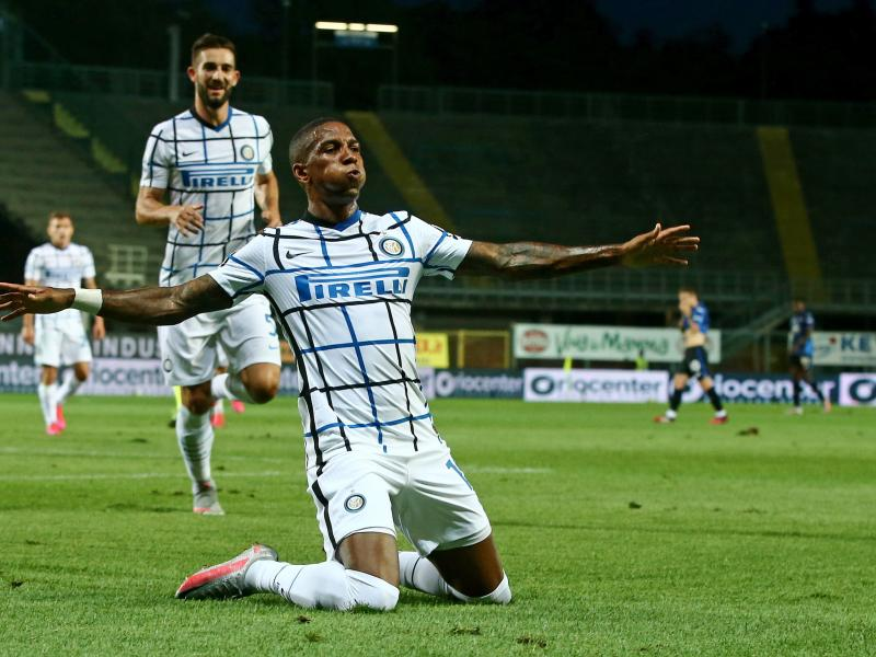 Serie A Roundup: Ashley Young scores as Inter Milan cement second spot