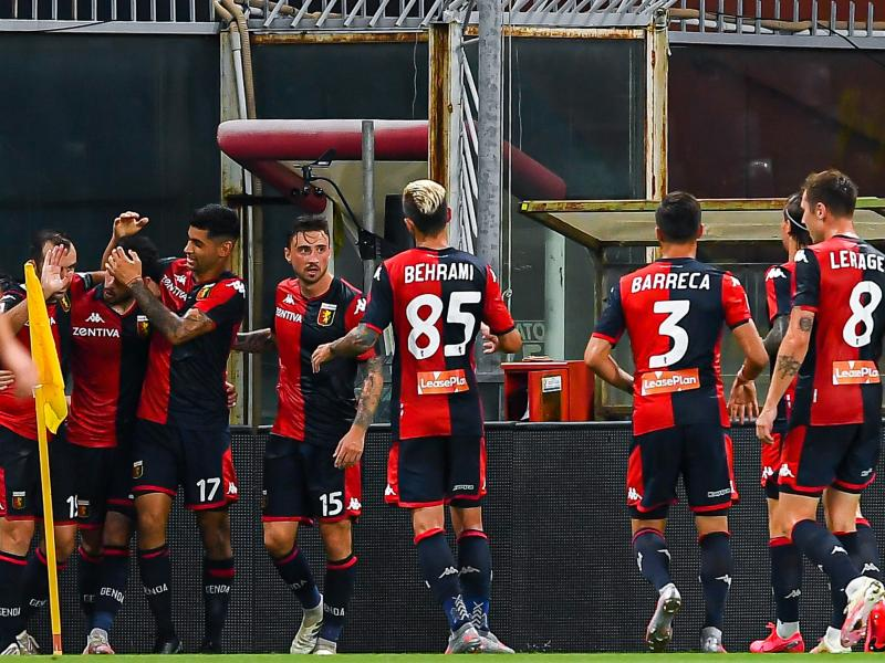 Serie A Roundup: Late drama as nine-man Genoa survive, Lecce relegated and Fiorentina sign off in style