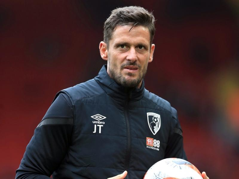 Bournemouth want Jason Tindall to succeed Eddie Howe