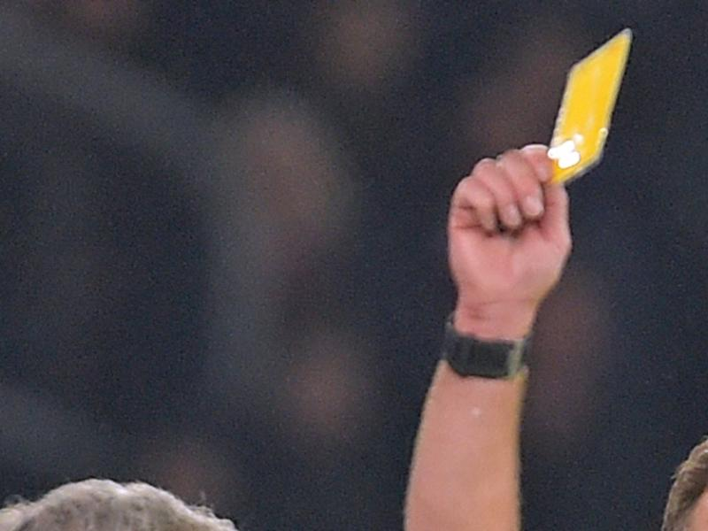 Refs to punish players 'deliberately coughing' at opponents