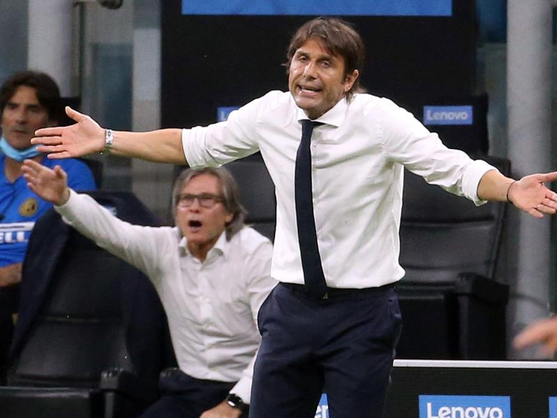 Conte hints at exit after Inter Milan's loss to Sevilla  in Europa League final
