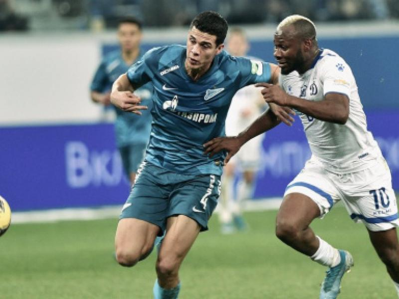 Dynamo Moscow sign Nigerian striker Sylvester Igboun on a permanent basis
