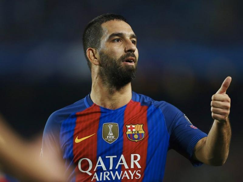 Former Barcelona star Arda Turan joins Galatasaray