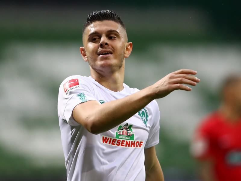 Aston Villa on the verge of signing Werder Bremen striker Milot Rashica