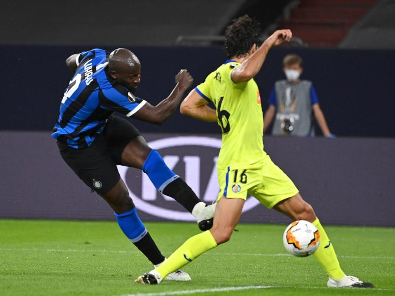 Inter Milan 2-0 Getafe: Inter storm Europa League quarters for the first time ever