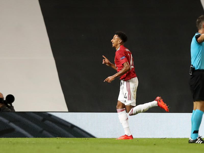 Man United 2-1 LASK: Reds stroll to victory to book Europa League quarter-final date with Copenhagen