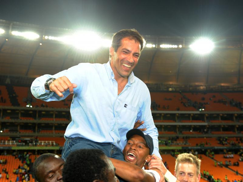 Roger de Sa recalls selling his car to pay players before Chiefs win