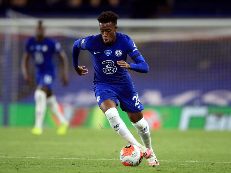 🇬🇧🇬🇭 Callum Hudson-Odoi opens up on a challenging season dealing with injuries and contracting the coronavirus