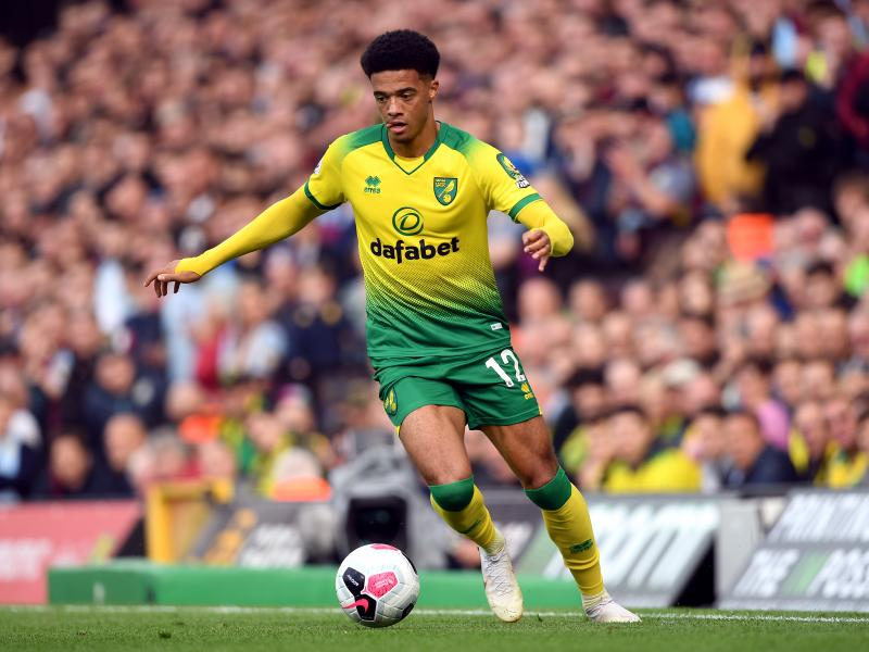 Liverpool fail to secure deal for Norwich City's Jamal Lewis as they enter race for Konstantinos Tsimikas