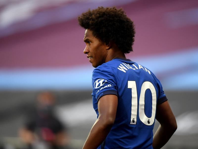 Top five contenders for Willian's number 10 jersey at Chelsea