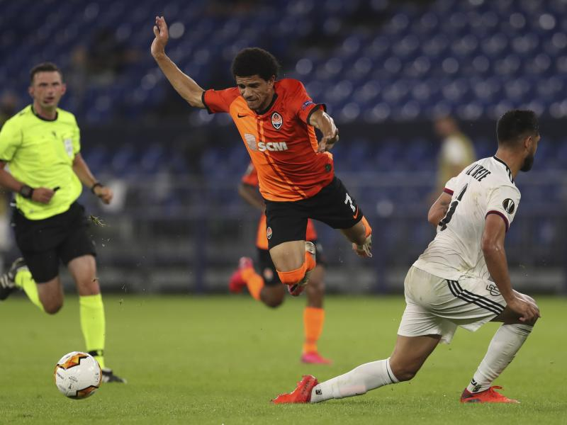 Shakhtar 4-1 Basel: Easy win for Ukrainian giants as they book a semi final date with Inter