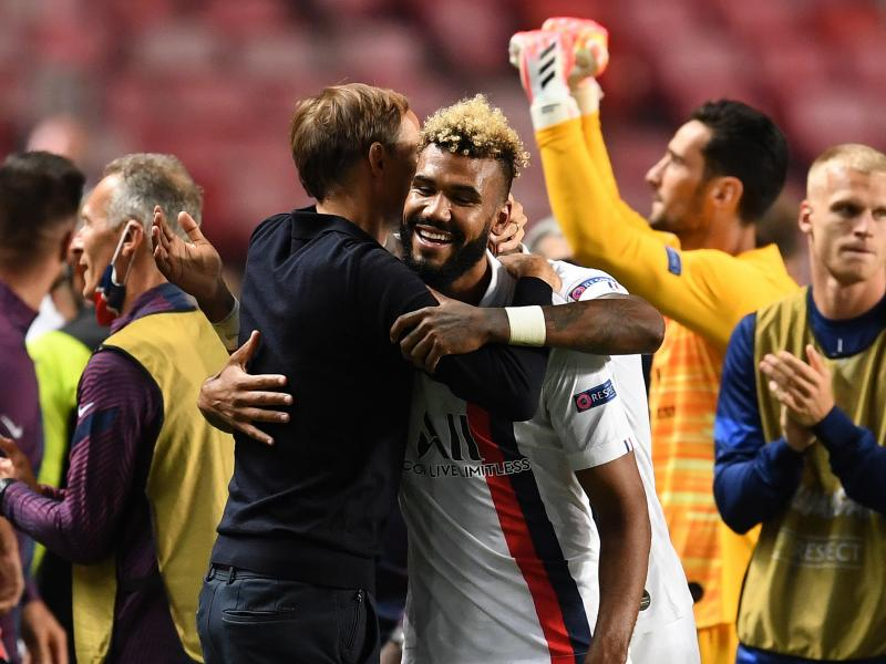 👑 Choupo-Moting goal maintains Stoke City Champions League stat