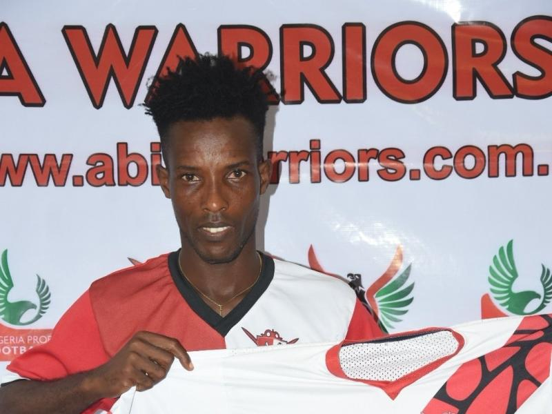 Abia Warriors sign Edafe