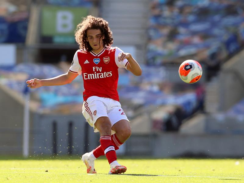 Arsenal career not over insists Guendouzi