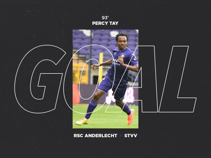 🇿🇦🔥 WATCH: Tau scores a beauty in Anderlcht debut
