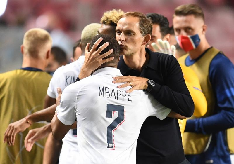 Kylian Mbappe pays tribute to outgoing Thomas Tuchel