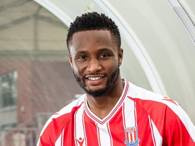 WATCH: Stoke City's unveiling of Obi Mikel