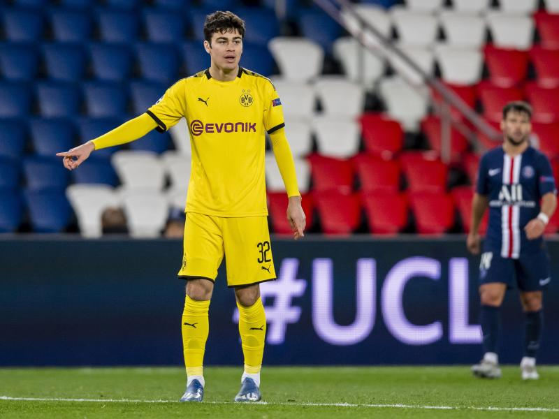 Liverpool targeting Borussia Dortmund youngster Giovanni Reyna
