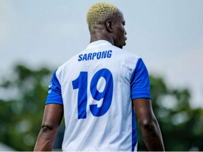 Tanzanian giants Young Africans complete signing of free agent Michael Sarpong