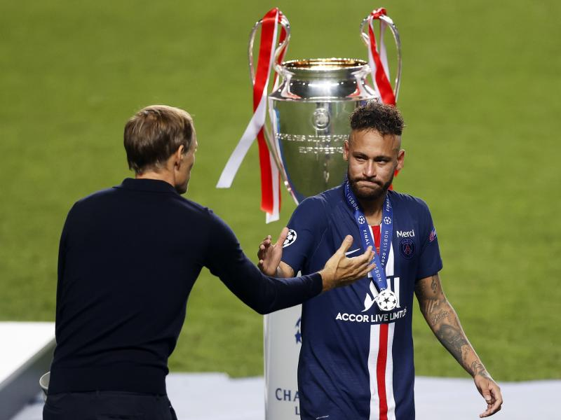 Neymar confirms PSG stay; targets Champions League crown
