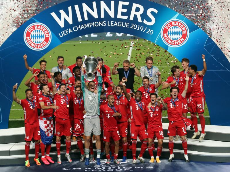 Bayern Munich announce squad for Super Cup final against Sevilla