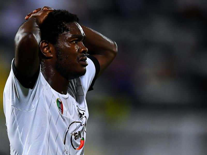 Emmanuel Gyasi wants to continue his journey with Spezia following history-making season