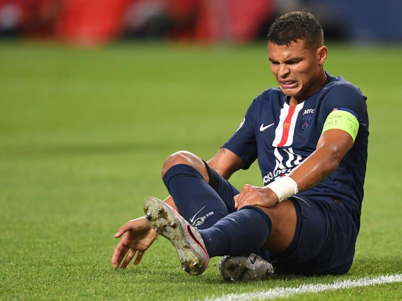 Thiago Silva confirms talks with Fiorentina with agreement still pending