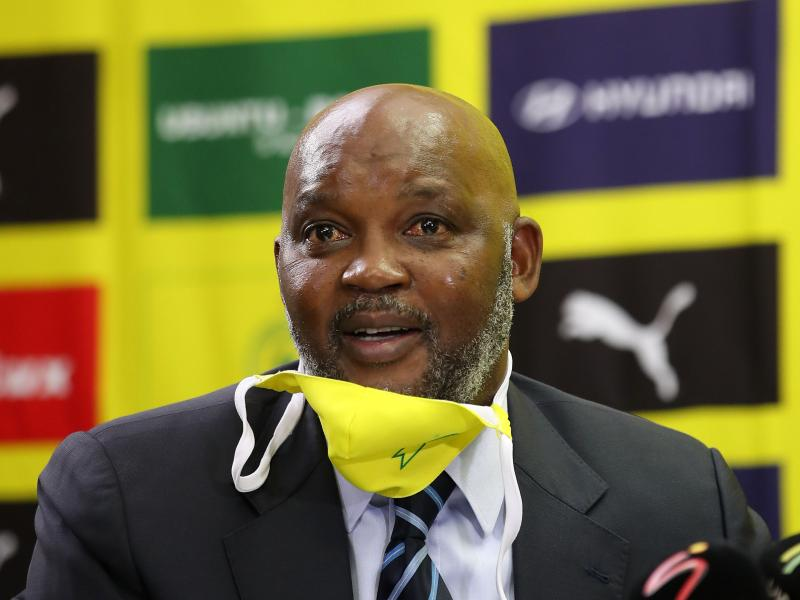 👆🏿🔥✌🏿 Only three points behind: Pitso speaks ahead six-pointer clash against Chiefs