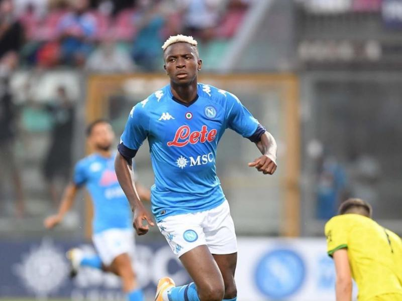 🇳🇬🔵☄️ WATCH: Osimhen scores second Napoli hat-trick
