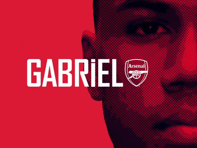 🇧🇷 Gabriel is a Gunner: Arsenal unveils new €30m signing over video call
