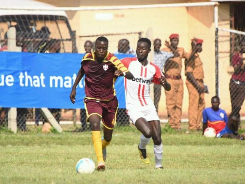 🇺🇬 Ugandan second-tier side Maroons extend Emmanuel Olinga's contract