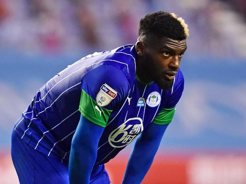 West Brom on the verge of completing move for Wigan Athletic defender Cedric Kipre