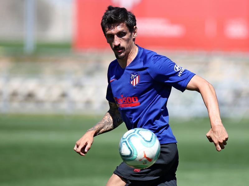 Atletico Madrid's Stefan Savic attracting interest from Wolves