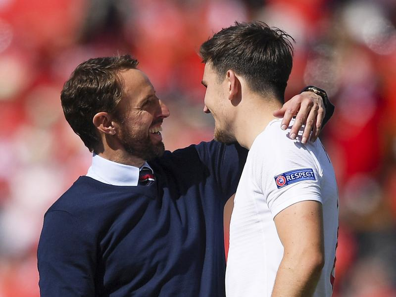 Harry Maguire backs Southgate to lead England at World Cup
