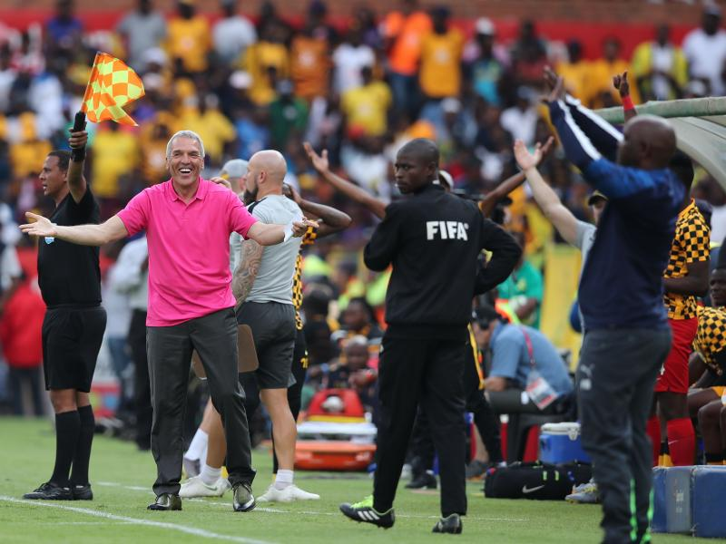 🇿🇦🏆☄️ PSL title and relegation wars: Chiefs, Sundowns, Leopards and Baroka