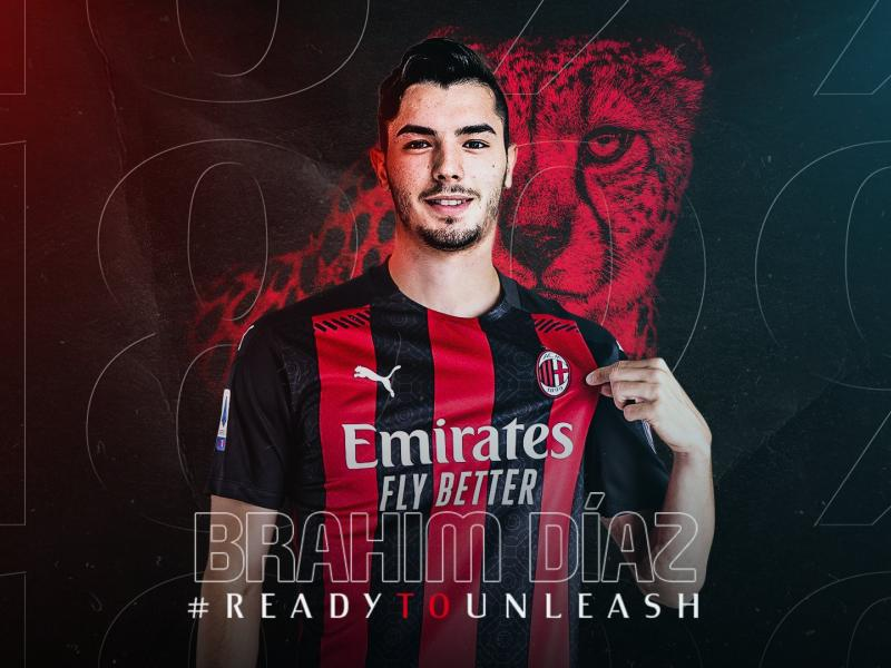 🚨 OFFICIAL: Brahim Diaz rejoins AC Milan from Real Madrid