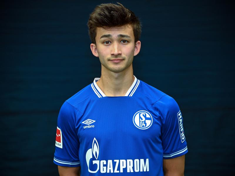 Schalke 04's Nick Taitague on adapting to the Bundesliga and being promoted to the first team