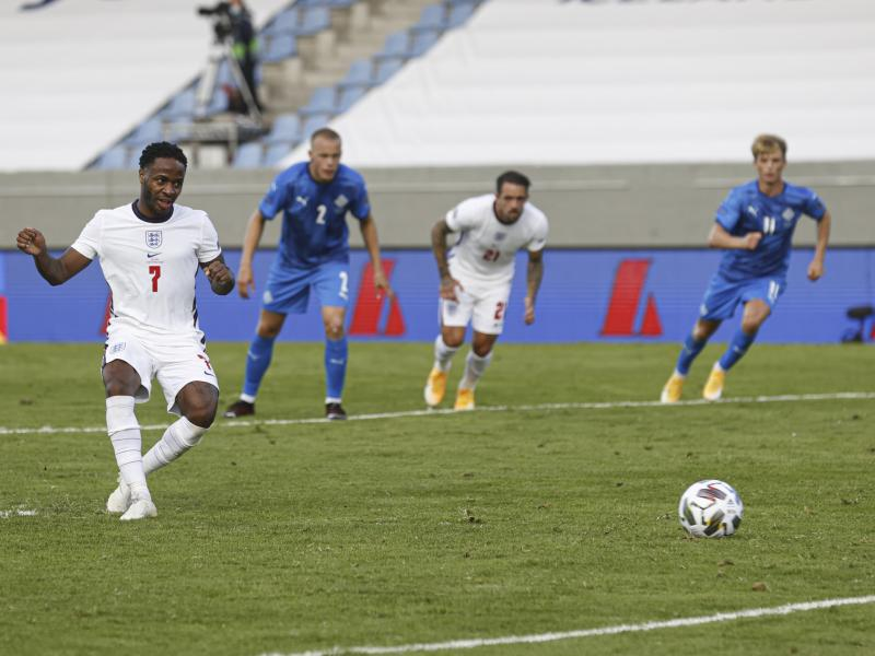 Iceland 0-1 England: Sterling saves The Three Lions' faces with last-minute penalty