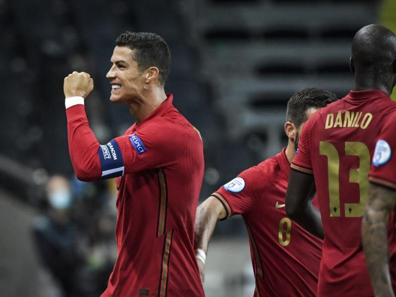Pele's message to Cristiano Ronaldo after surpassing the 100 goal mark for Portugal