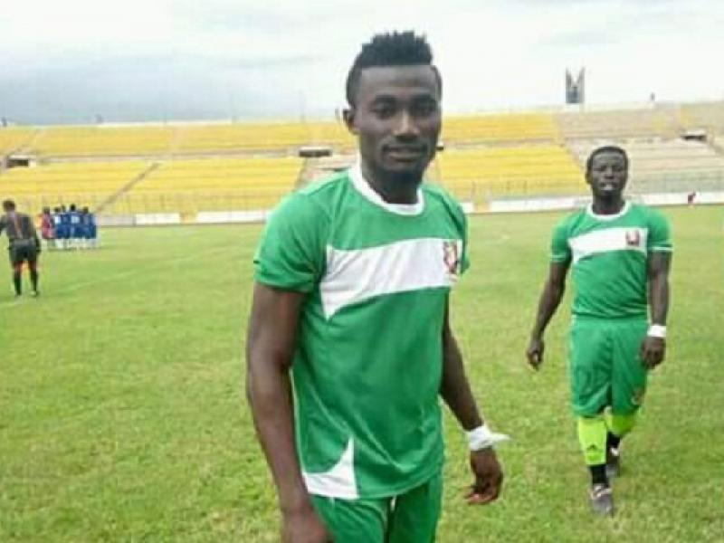 🇬🇭🤝 Dreams FC sign striker Agyenim Boateng Mensah from Division One League