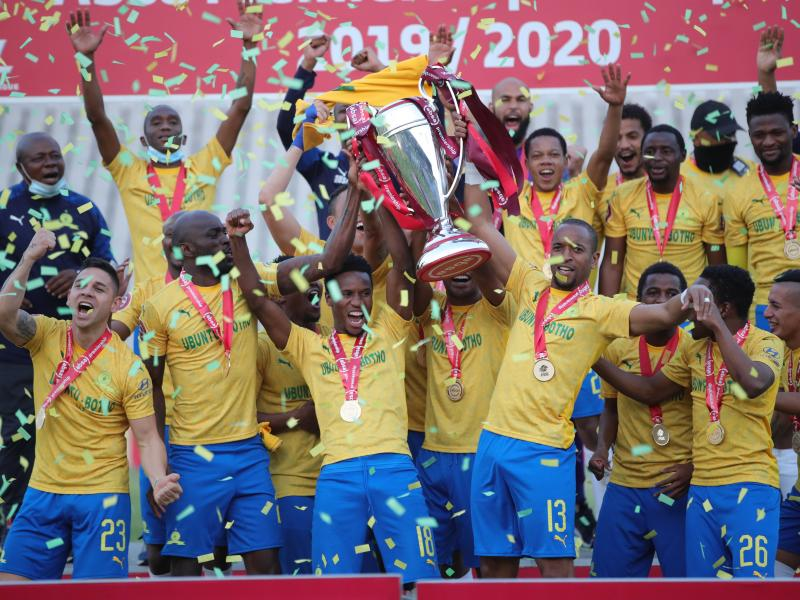 Sundowns, Chiefs, Pirates and Bloem Celtic confirm CAF opponents