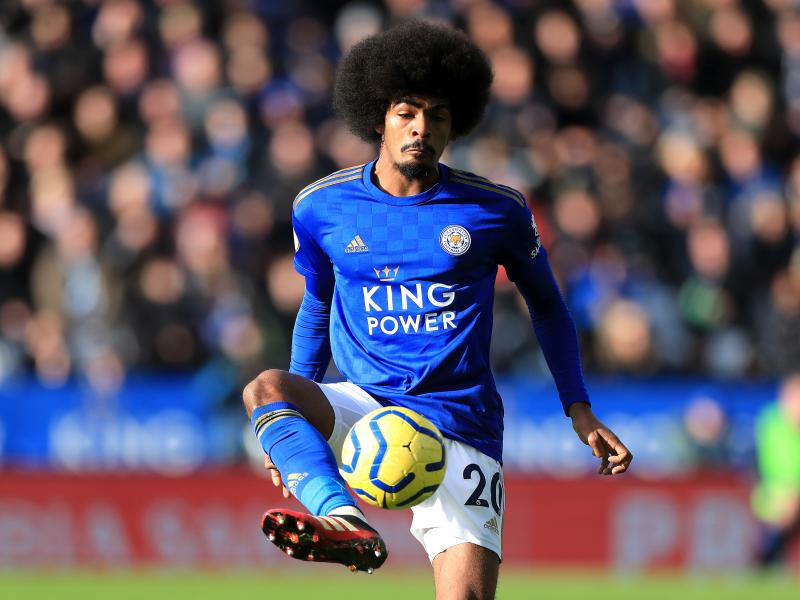 Southampton considering Hamza Choudhury as Pierre-Emile Hojbjerg potential replacement