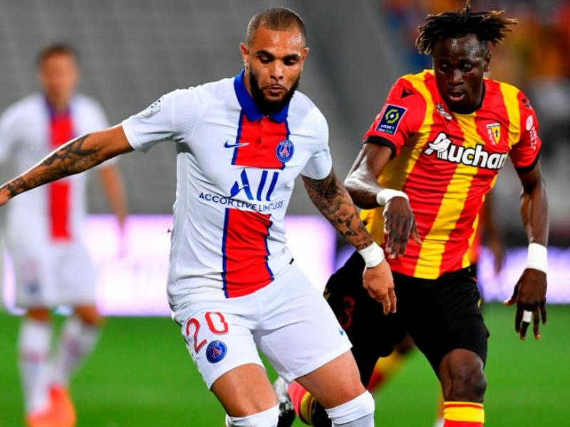 PSG lose their Ligue 1 opener to Lens