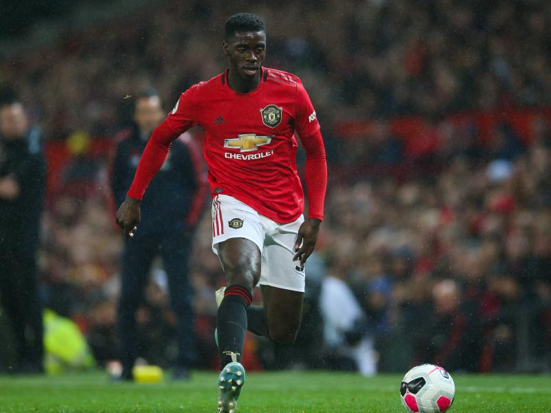 Axel Tuanzebe set for Manchester United return following lengthy foot injury
