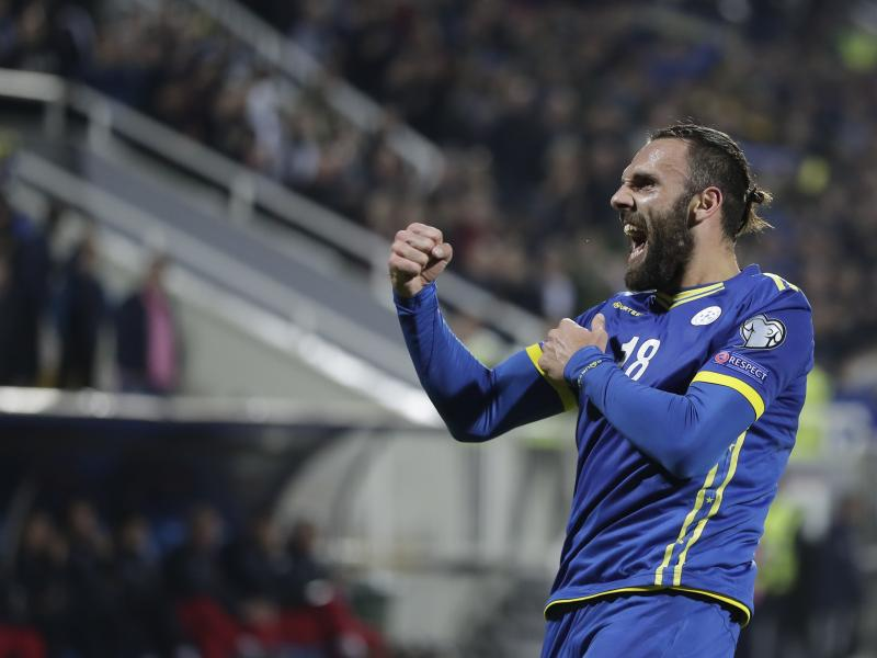 West Brom lose out on Fenerbahce striker Vedat Muriqi who has completed Lazio medical